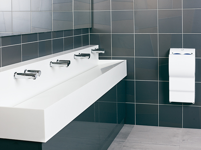 Commercial Washroom Design Parameters
