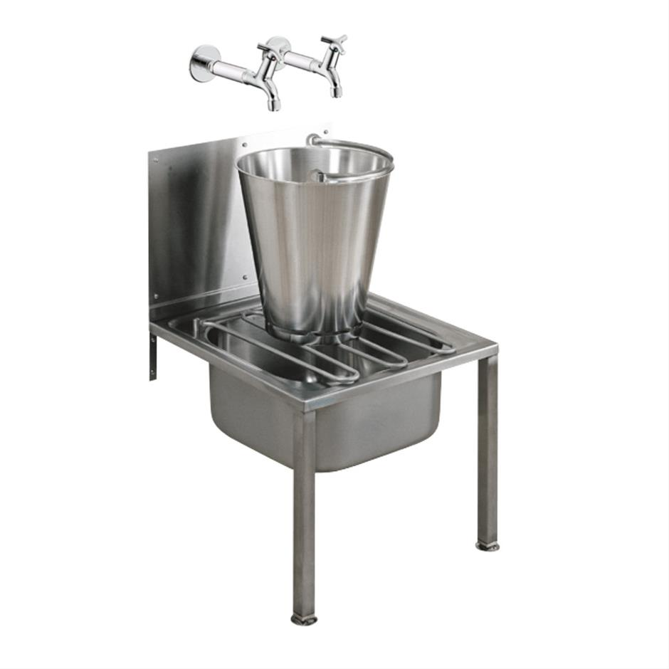 Stall Trap Bay From 175 00: Alder Heavy Duty Cleaner's Sink